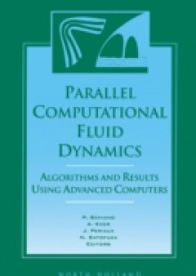 Обложка книги  - Parallel Computational Fluid Dynamics '96