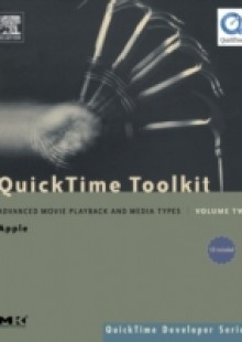 Обложка книги  - QuickTime Toolkit Volume Two