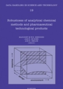 Обложка книги  - Robustness of Analytical Chemical Methods and Pharmaceutical Technological Products