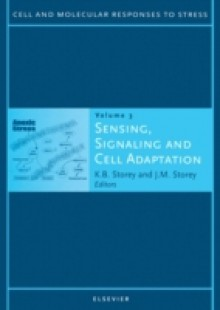 Обложка книги  - Sensing, Signaling and Cell Adaptation