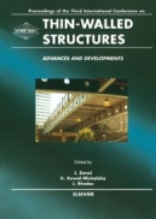 Обложка книги  - Thin-Walled Structures – Advances and Developments