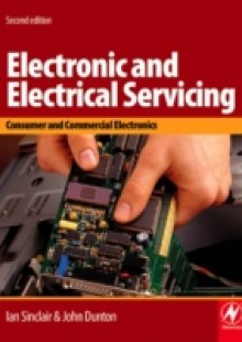 Обложка книги  - Electronic and Electrical Servicing