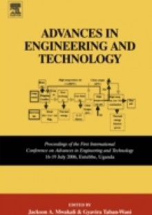 Обложка книги  - Proceedings from the International Conference on Advances in Engineering and Technology (AET2006)