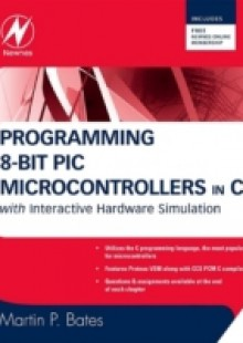 Обложка книги  - Programming 8-bit PIC Microcontrollers in C