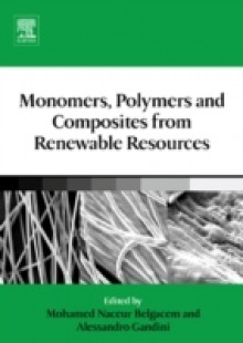 Обложка книги  - Monomers, Polymers and Composites from Renewable Resources