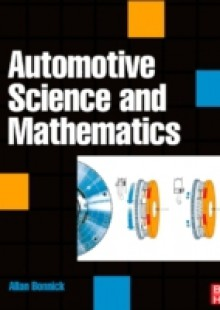 Обложка книги  - Automotive Science and Mathematics