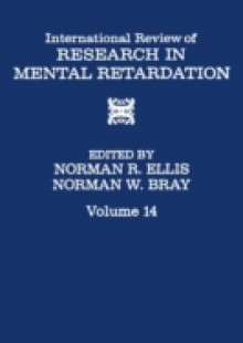 Обложка книги  - International Review of Research in Mental Retardation