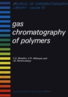 Обложка книги  - Gas Chromatography of Polymers