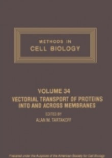 Обложка книги  - Vectorial Transport of Proteins into and across Membranes