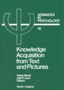 Обложка книги  - Knowledge Acquisition from Text and Pictures