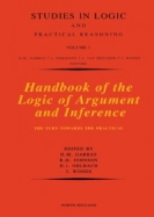 Обложка книги  - Handbook of the Logic of Argument and Inference