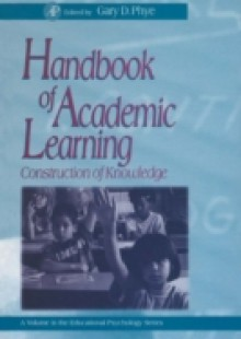 Обложка книги  - Handbook of Academic Learning