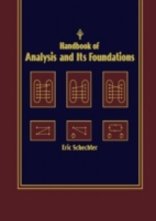 Обложка книги  - Handbook of Analysis and Its Foundations