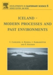 Обложка книги  - Iceland – Modern Processes and Past Environments