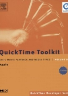 Обложка книги  - QuickTime Toolkit Volume One