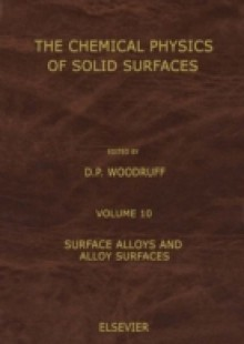 Обложка книги  - Surface Alloys and Alloy Surfaces