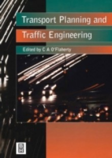 Обложка книги  - Transport Planning and Traffic Engineering