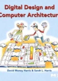 Обложка книги  - Digital Design and Computer Architecture