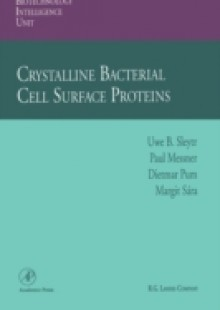 Обложка книги  - Crystalline Bacterial Cell Surface Proteins