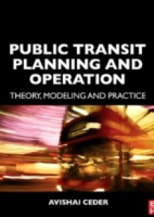 Обложка книги  - Public Transit Planning and Operation