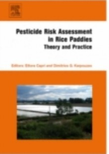 Обложка книги  - Pesticide Risk Assessment in Rice Paddies: Theory and Practice