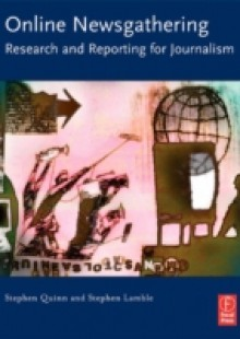 Обложка книги  - Online Newsgathering: Research and Reporting for Journalism