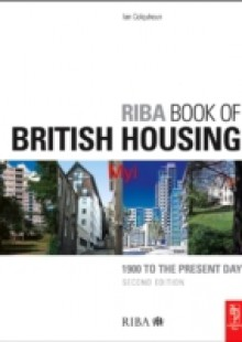 Обложка книги  - RIBA Book of British Housing