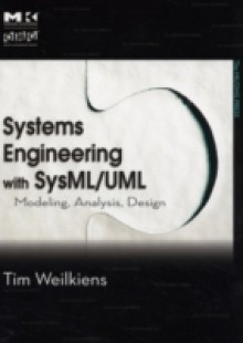 Обложка книги  - Systems Engineering with SysML/UML