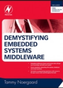 Обложка книги  - Demystifying Embedded Systems Middleware