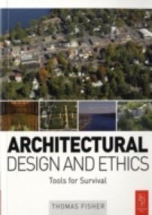 Обложка книги  - Architectural Design and Ethics