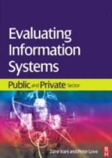 Обложка книги  - Evaluating Information Systems