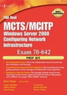 Обложка книги  - Real MCTS/MCITP Exam 70-642 Prep Kit