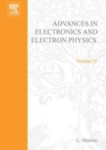 Обложка книги  - Advances in Electronics and Electron Physics