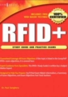 Обложка книги  - RFID+ Study Guide and Practice Exams