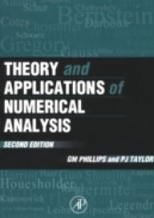 Обложка книги  - Theory and Applications of Numerical Analysis