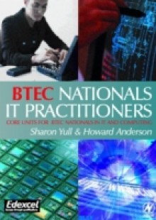 Обложка книги  - BTEC Nationals – IT Practitioners