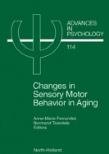Обложка книги  - Changes in Sensory Motor Behavior in Aging