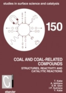 Обложка книги  - Coal and Coal-Related Compounds