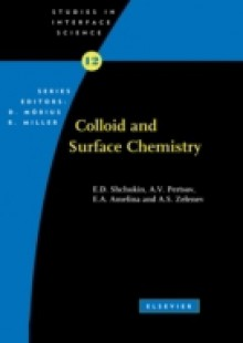 Обложка книги  - Colloid and Surface Chemistry