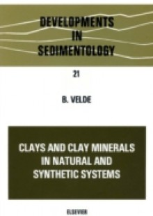Обложка книги  - Clays and Clay Minerals in Natural and Synthetic Systems