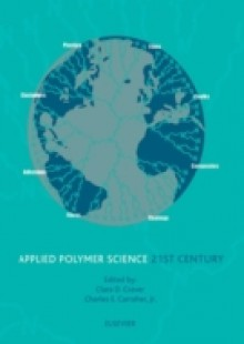 Обложка книги  - Applied Polymer Science: 21st Century