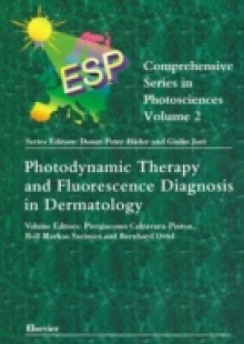 Обложка книги  - Photodynamic Therapy and Fluorescence Diagnosis in Dermatology