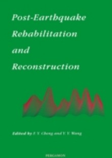 Обложка книги  - Post-Earthquake Rehabilitation and Reconstruction