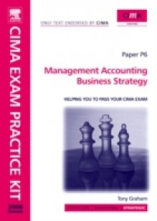 Обложка книги  - CIMA Exam Practice Kit Management Accounting Business Strategy