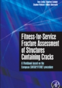 Обложка книги  - Fitness-for-Service Fracture Assessment of Structures Containing Cracks