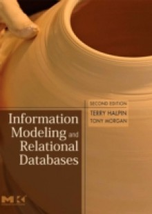 Обложка книги  - Information Modeling and Relational Databases