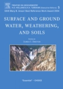Обложка книги  - Surface and Ground Water, Weathering, and Soils