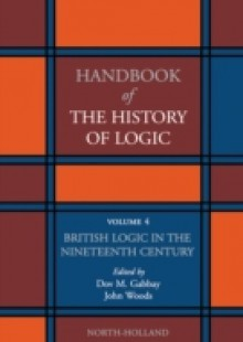 Обложка книги  - British Logic in the Nineteenth Century