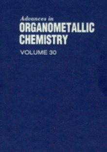 Обложка книги  - Advances in Organometallic Chemistry