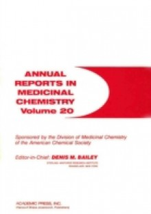 Обложка книги  - Annual Reports in Medicinal Chemistry